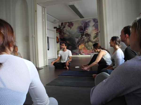 Yoga workshop01