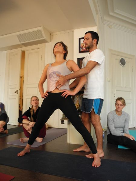 Yoga workshop06