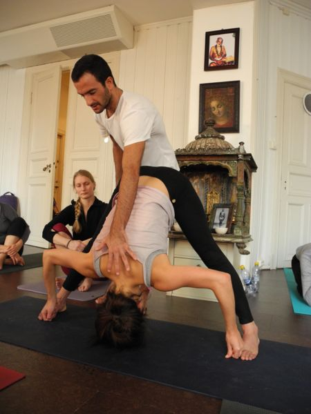 Yoga workshop07