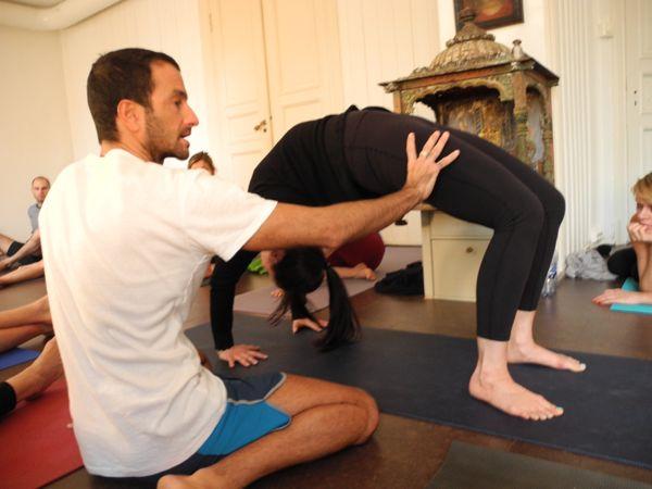 Yoga workshop08