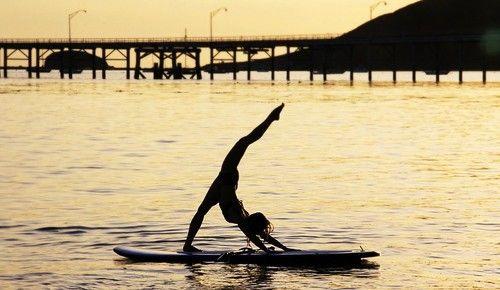 Yoga & surf07