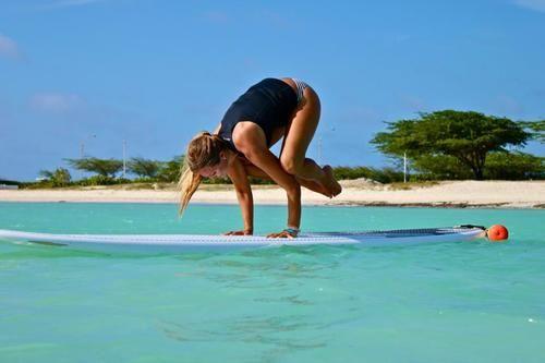 Yoga & surf08